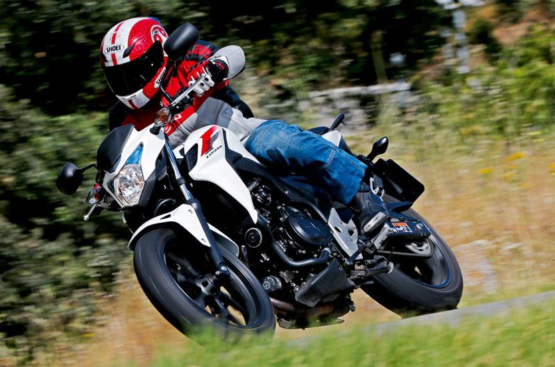 Honda CB500F, BMW F 800 GS y CEV Albacete
