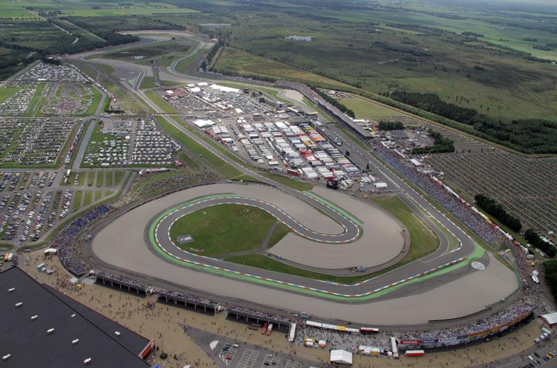 Gran Premio de Holanda 2013. Circuito de Assen. Horarios