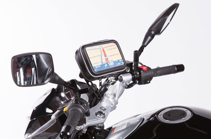 Soporte SHAD para GPS y smartphone