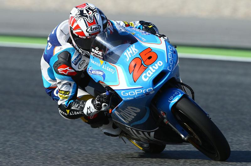 Maverick Viñales empieza mandando en el GP de Holanda