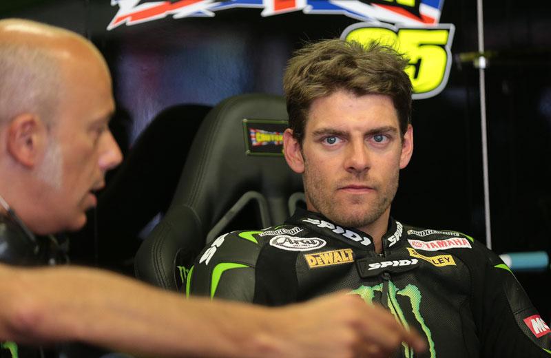 """Cal Crutchlow: """"Quiero una moto de fábrica en 2014"""""""