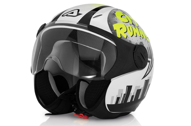 Casco Acerbis  X-Jet City Runner