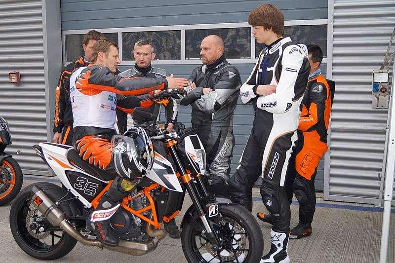 Comienza la temporada de KTM Customer Sport