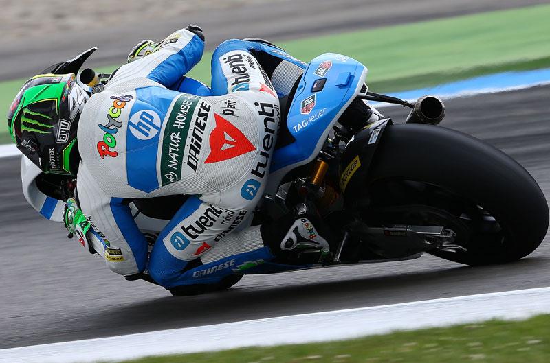 Pol Espargaró logra la pole en el GP de Holanda
