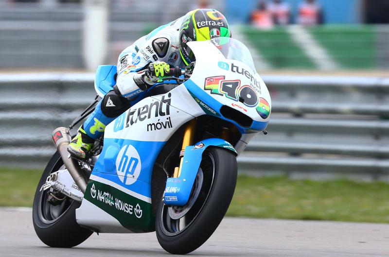 Triunfo de Pol Espargaró en el GP de Holanda de Moto2