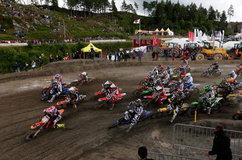 Cairoli y Herlings vencen en el MXGP de Suecia
