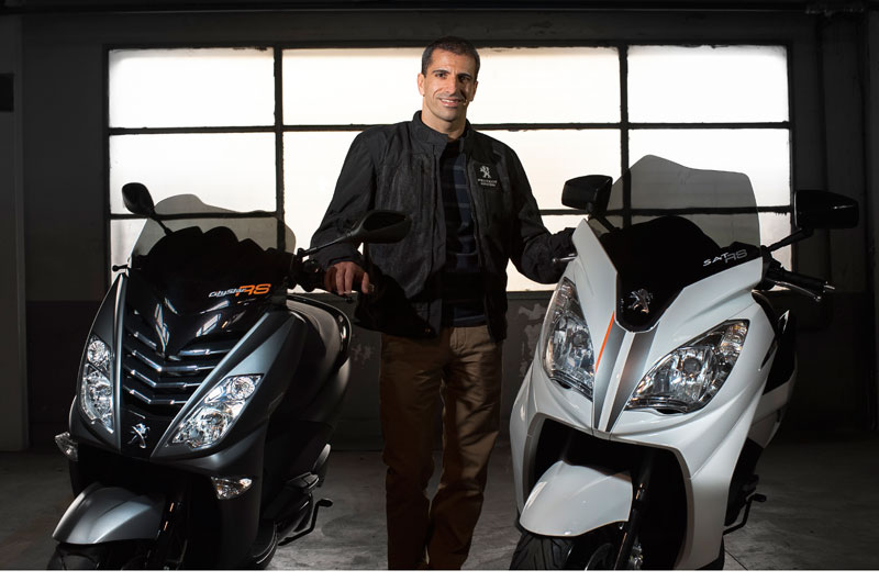 Club Peugeot Scooters España.