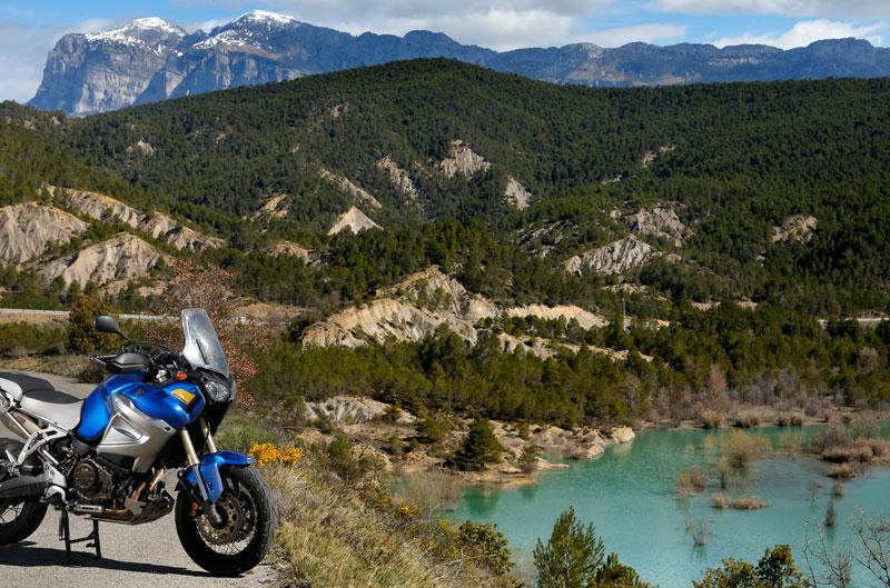 Turismo: Lérida y Huesca en Yamaha XT 1200 Z Super Ténéré