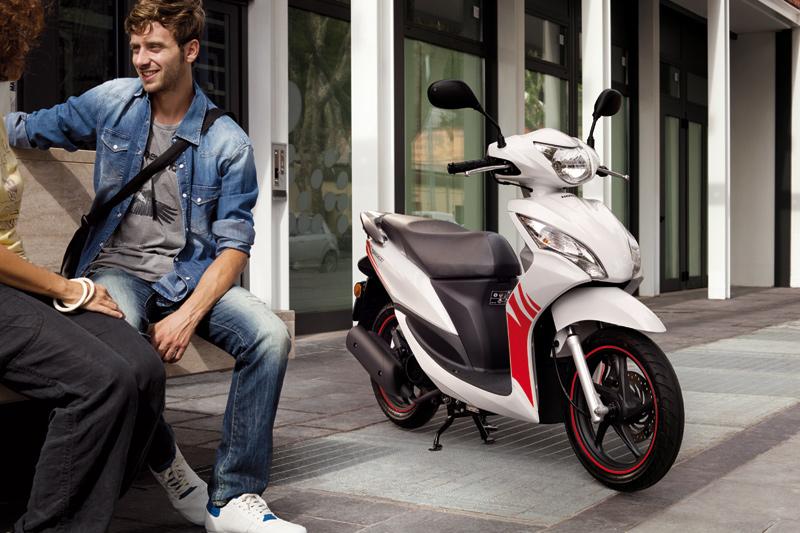 Promoción Honda Vision 50