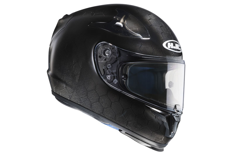 Casco HJC RPHA 10 Plus Hexagonal Carbon