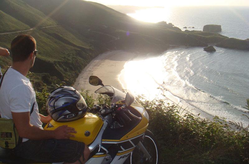 100.000 km con Yamaha YZF-R6
