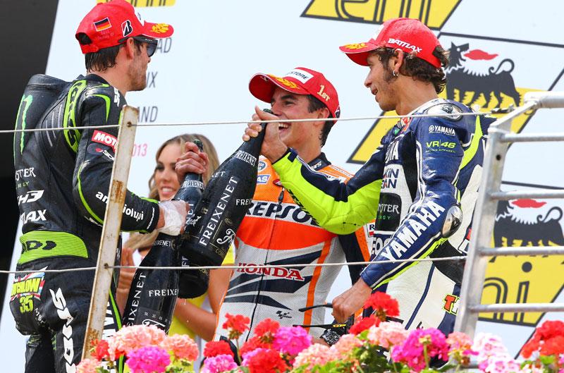 "Marc Márquez: ""No esperaba ser líder después de ocho carreras"""