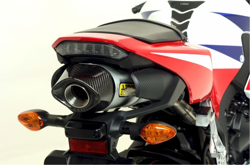 Silenciador Arrow Honda CBR 600 RR 2013