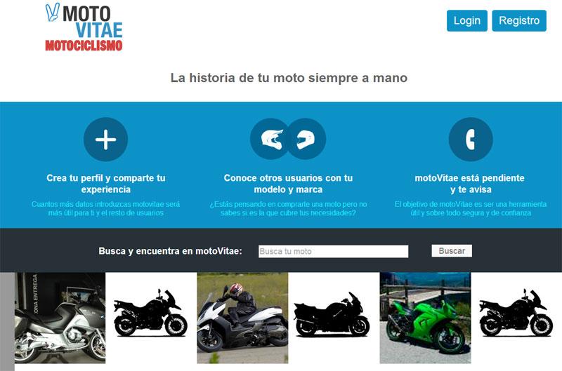 Lleva el control de tu moto con motoVitae