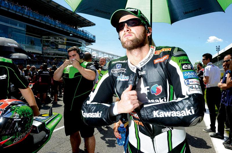 Tom Sykes renueva con Kawasaki