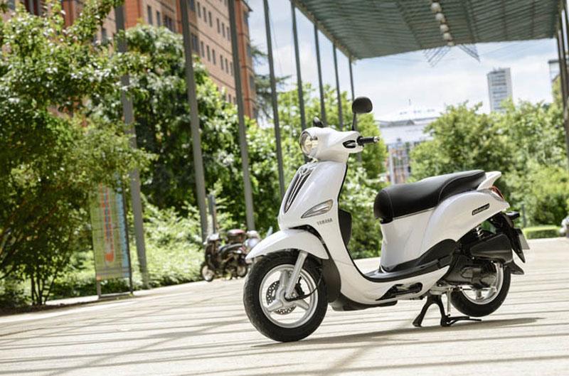 Nuevo scooter Yamaha D'elight