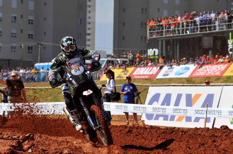 Paulo Gonçalves gana la prólogo del Rally Dos Sertoes