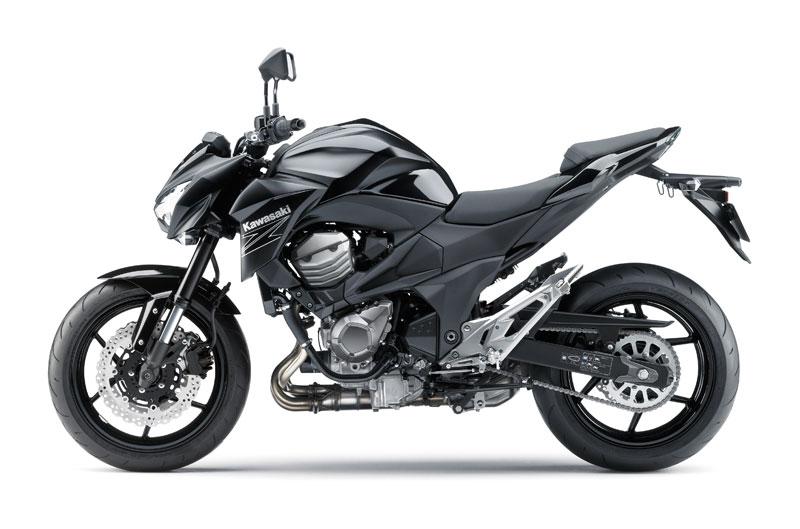 Kawasaki sortea una Z800e entre sus fans de Facebook