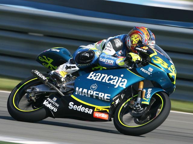 Gadea, rey de Le Mans