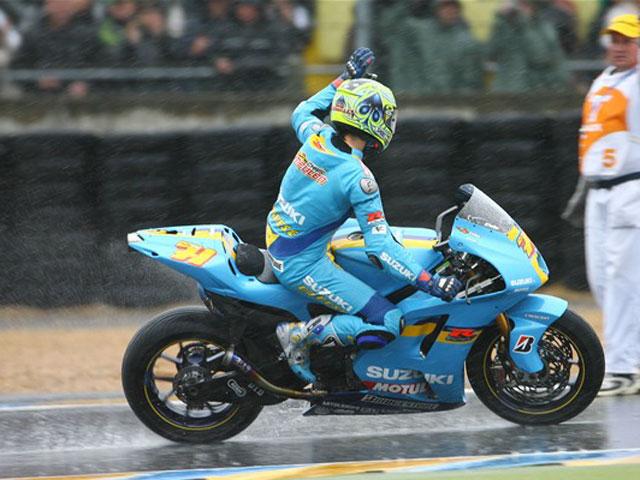 GP de Francia. MotoGP, carrera