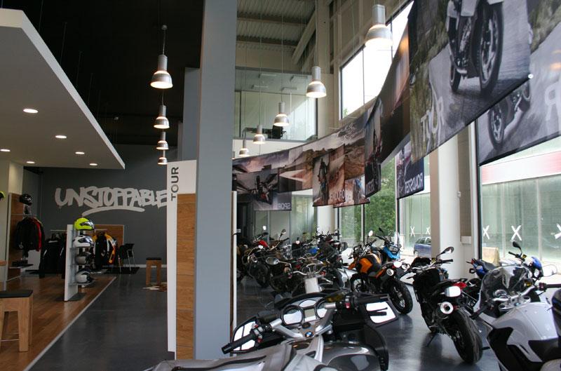 Nordkapp, nuevo concesionario oficial de BMW Motorrad en Vizcaya