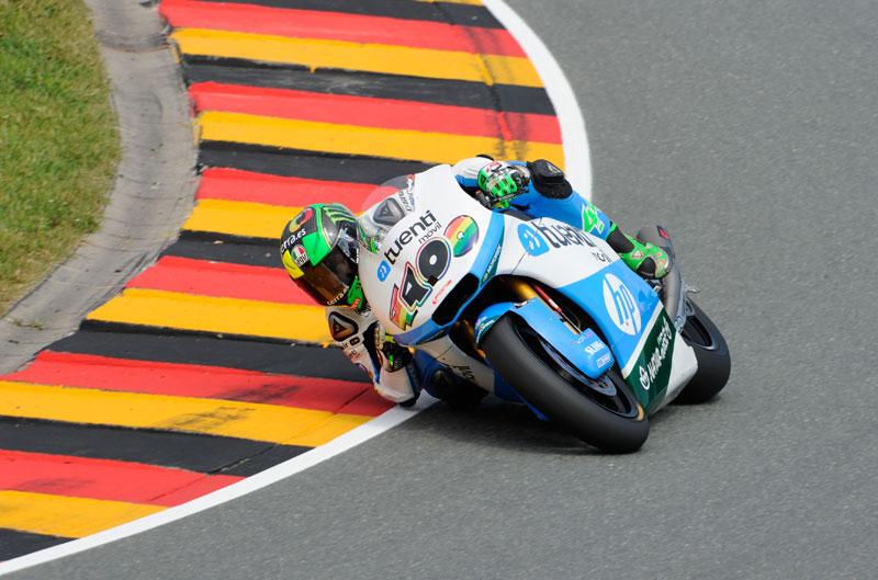 Pol Espargaró da el salto a MotoGP con Yamaha