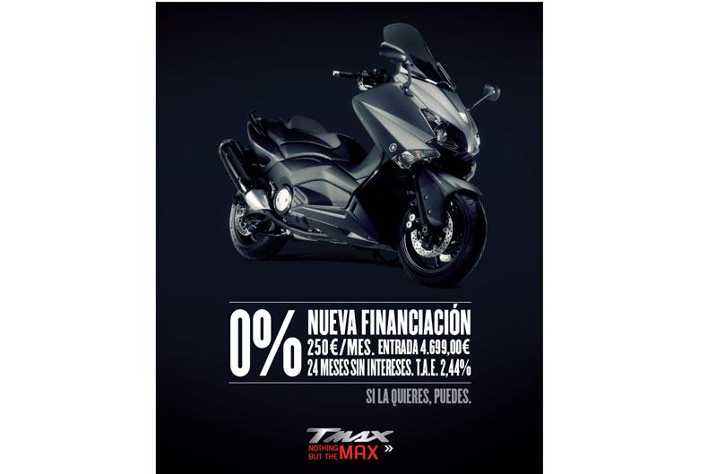 Promoción scooter Yamaha T-Max ABS