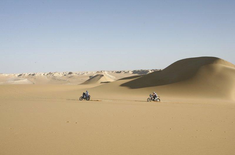 Confirmado el Rally de los Faraones 2013