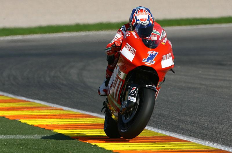 Equipo oficial Ducati en MotoGP: evolución y pilotos
