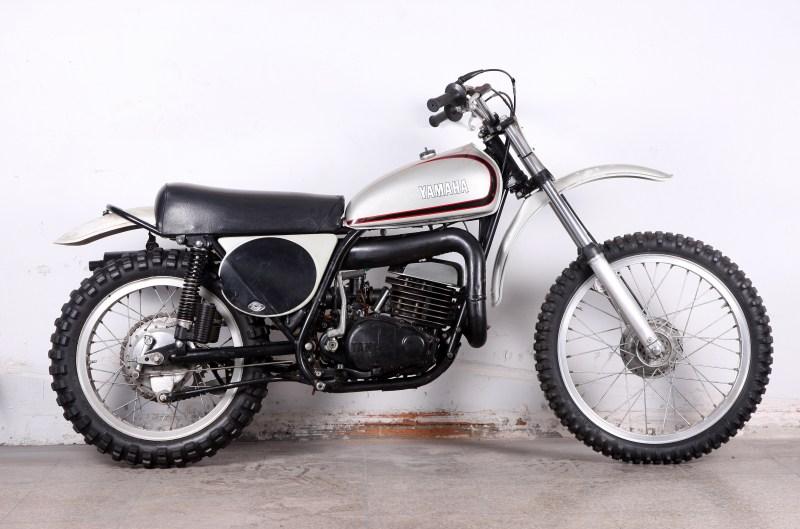 YAMAHA SC 500 1973