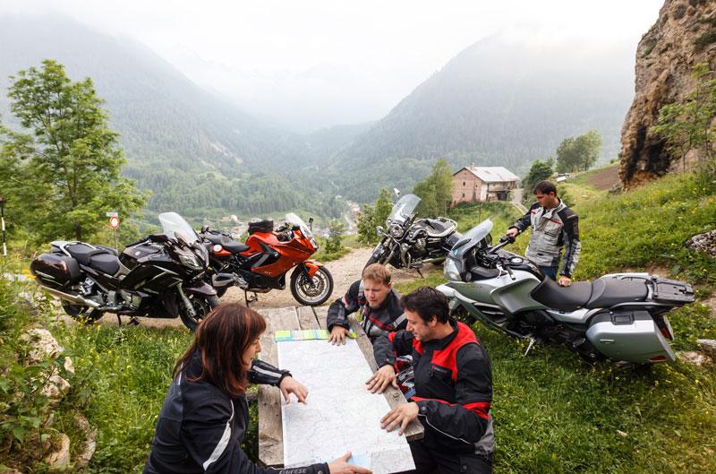 Alpen Master Gran Turismo, Honda CB500X, nuevas Indian y previo Indianápolis