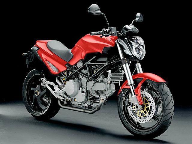 Anticipación: Nueva Ducati Monster