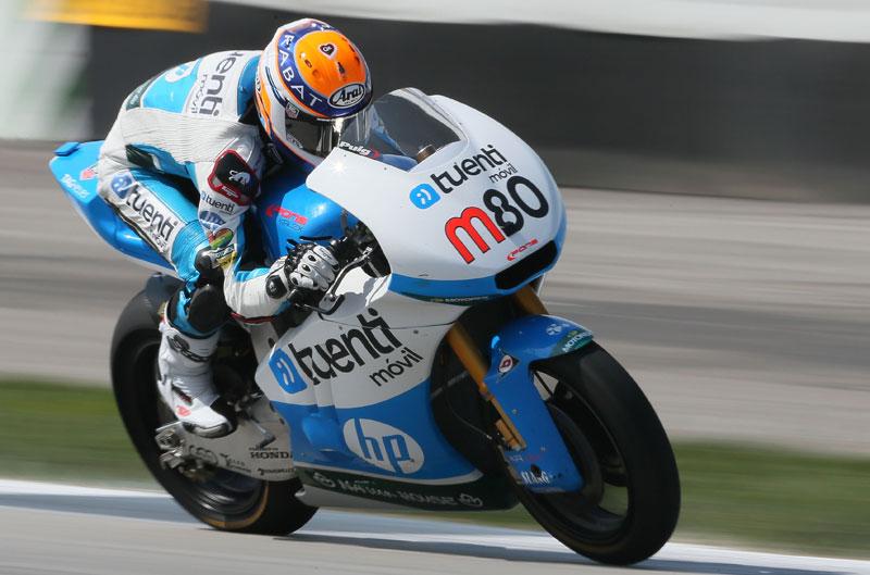 Tito Rabat se impone en el GP de Indianápolis de Moto2