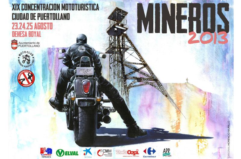 """XIX Concentración Nacional Mototurística """"Mineros 2013"""""""