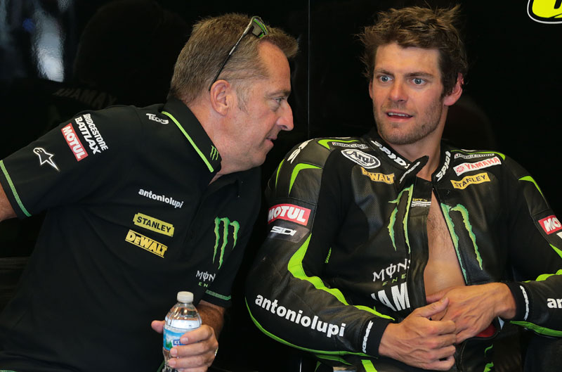"Hervé Poncharal ""Hice la mejor oferta posible a Cal Crutchlow"""