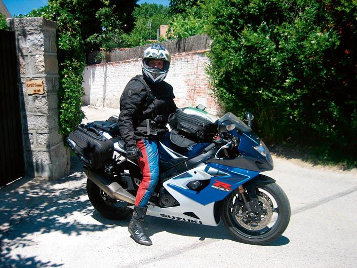Objetivo 100.000: Suzuki GSX-R 1000