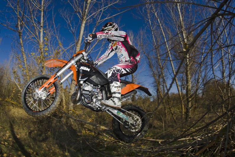 KTM 300 EXC 2009