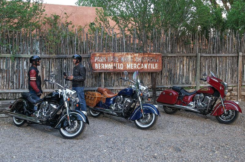 Encuesta de la semana: El regreso de Indian Motorcycles