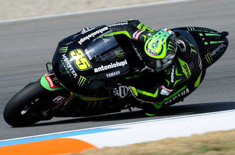 El más rápido en el FP3 de MotoGP ha sido Cal Crutchlow