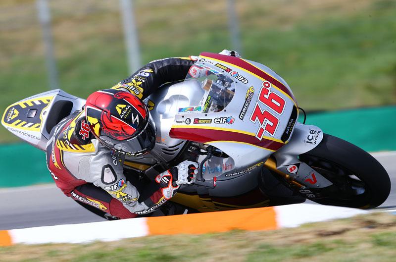 Mika Kallio se lleva la carrera de Moto2 en Brno