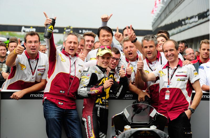 Declaraciones de los pilotos de Moto2 y Moto3 en Brno