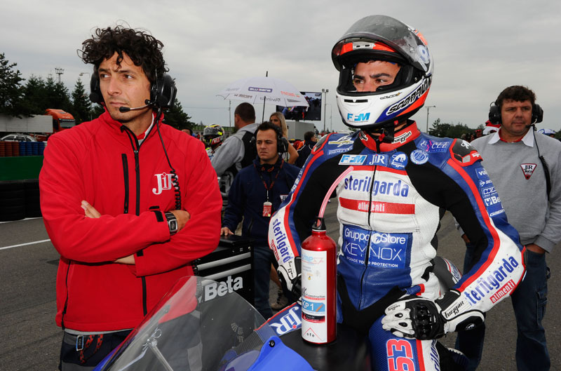 Di Meglio y Cortese no correrán en Silverstone