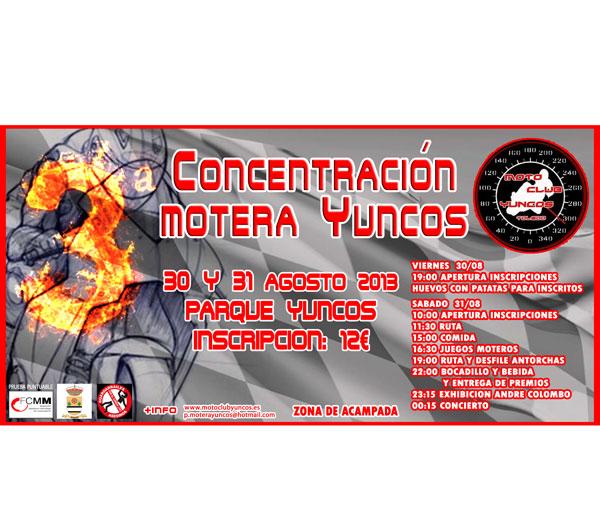 III Concentración de Yuncos