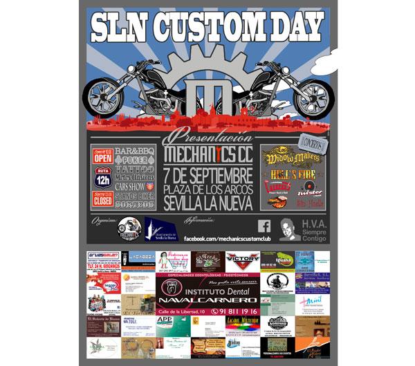 SLN Custom Day