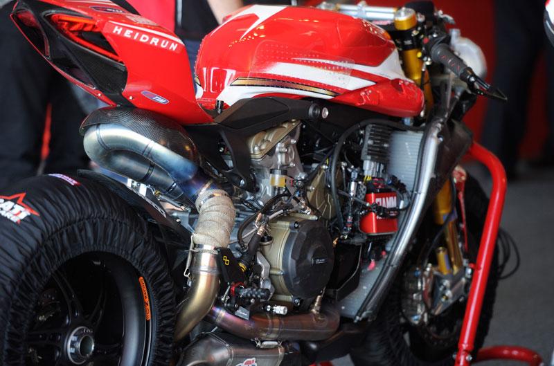 Publicado el reglamento de Superbike 2014