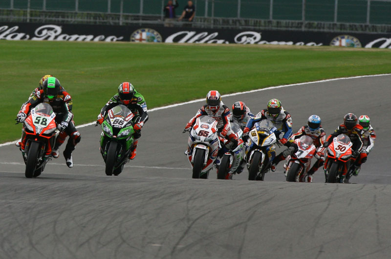 Mundial de SBK en Nurburgring