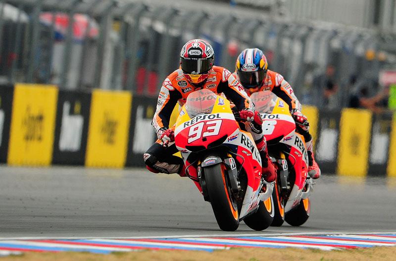 Declaraciones de los pilotos de MotoGP antes del GP de Gran Bretaña
