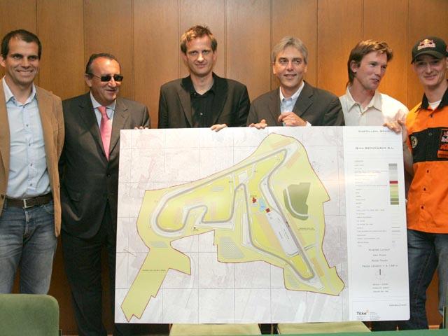 Castellón proyecta un circuito