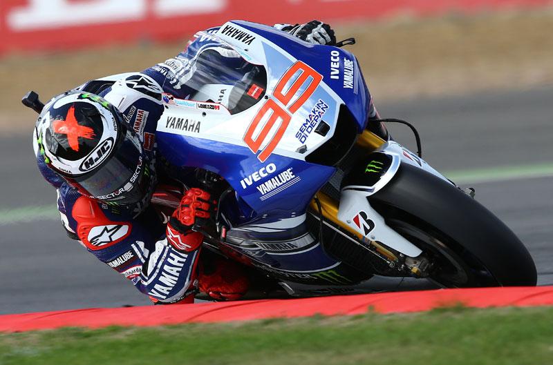 Gran victoria de Jorge Lorenzo en Silverstone