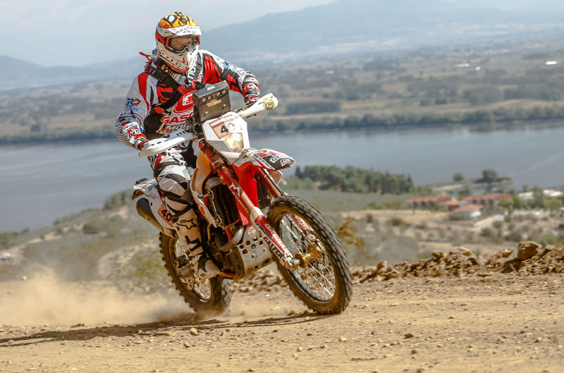 Jordi Viladoms vence el Serres Rally